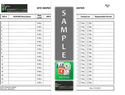 Portable Ladder Inspection Checklist - Stlfamilylife